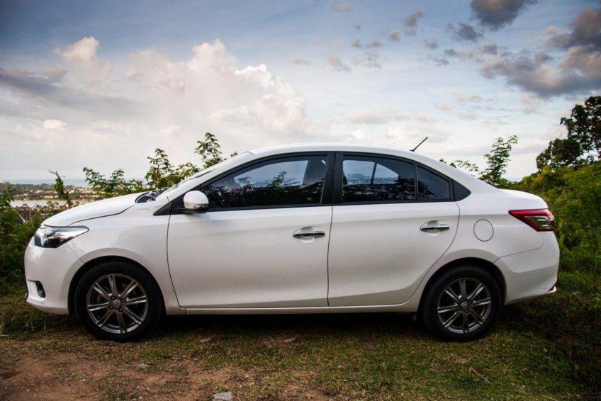 Car rental on Koh Samui
